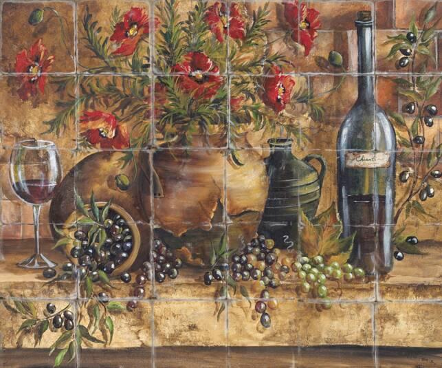 Tuscan Kitchen Tiles