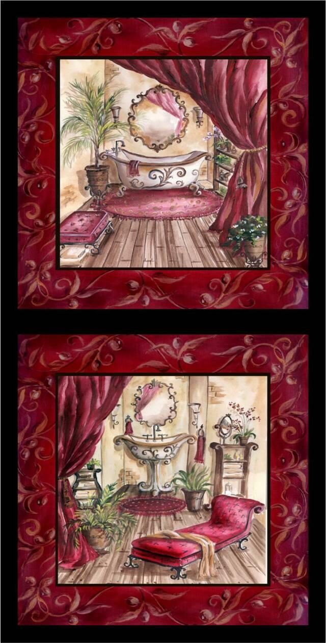 Fashion and Bath Art by Tre Sorelle on